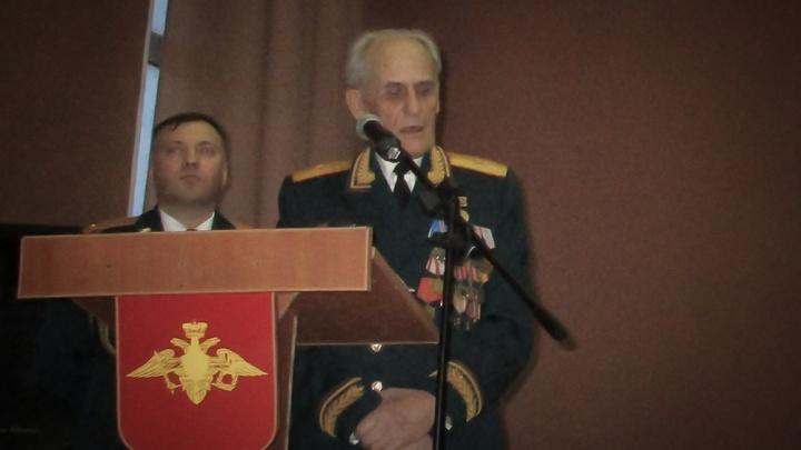 Умер бывший руководитель военного автомобильного института в Челябинске Анатолий Жежера