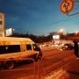 «Перекрыты две полосы»: два ДТП с маршрутками спровоцировали километровую пробку на проспекте Победы