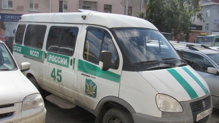 60 тысяч рублей заплатил курганец за проезд стоп-линии