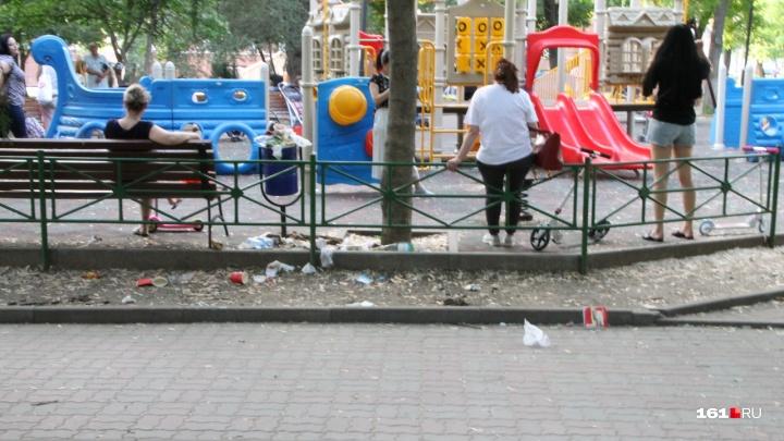 Мусорная полиция: рассказываем о чудо-свалках в разных районах Ростова