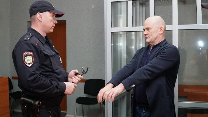 Экс-совладельца«Экопромбанка» Владимира Нелюбина приговорили к шести годам колонии