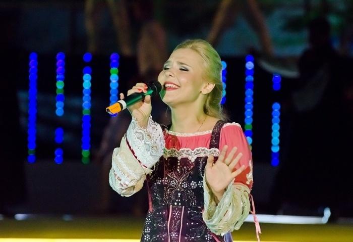 Пелагея даст концерты в Новосибирске 15 и 16 сентября