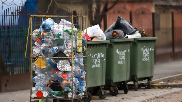 Почти девять миллионов рублей потратят на разработку схемы обращения с мусором в Ростовской области