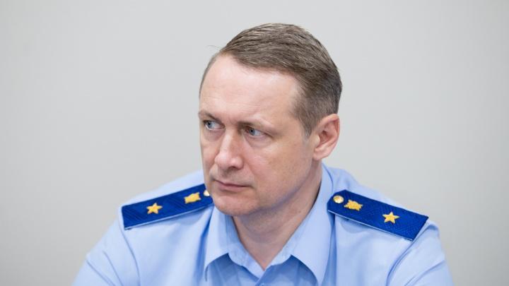 Путин утвердил нового прокурора Челябинской области