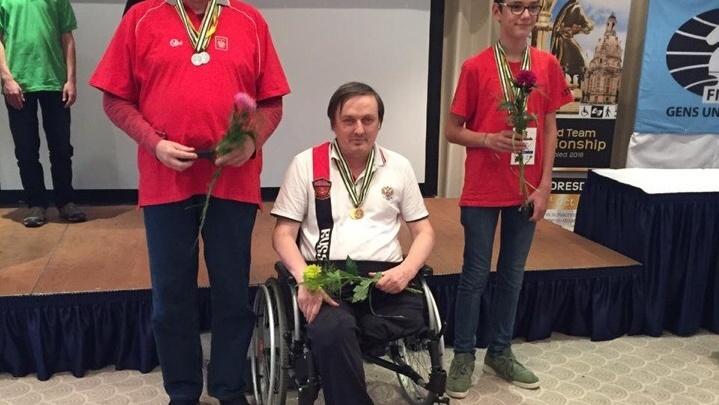 Показал лучший результат: екатеринбуржец стал чемпионом мира по шахматам среди инвалидов