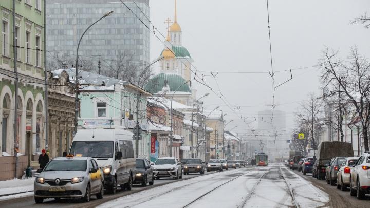 Тепло и без снега: рассказываем о погоде в Прикамье на неделю