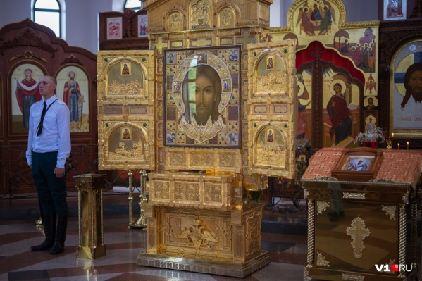После Волгограда одна из самых почитаемых икон проедет по всей России