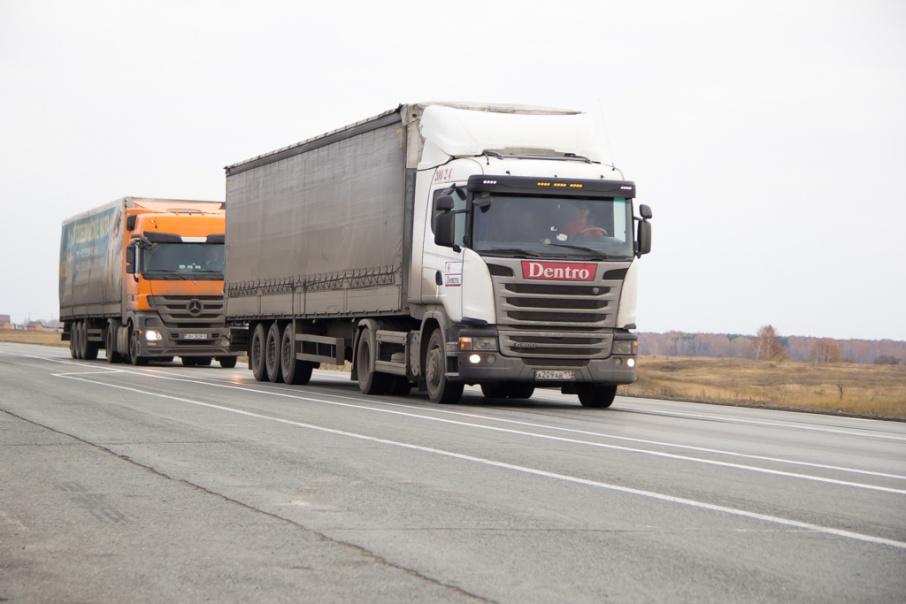 Транспорт может проехать в Казахстан через Николаевку или Бугристое