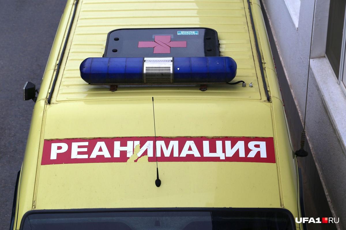 Пассажирам автобуса понадобилась медицинская помощь