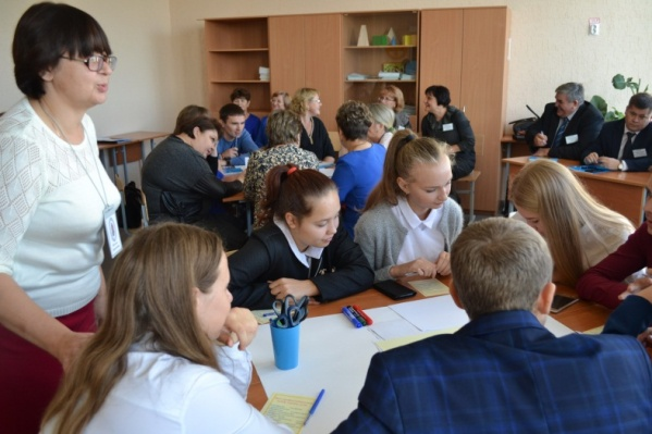 Школьники встретятся с успешными педагогами, экономистами и инженерами, чтобы определиться с будущей профессией
