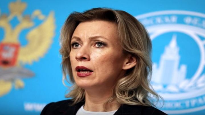 Мария Захарова проведёт брифинг для 40 иностранных послов в Волгограде