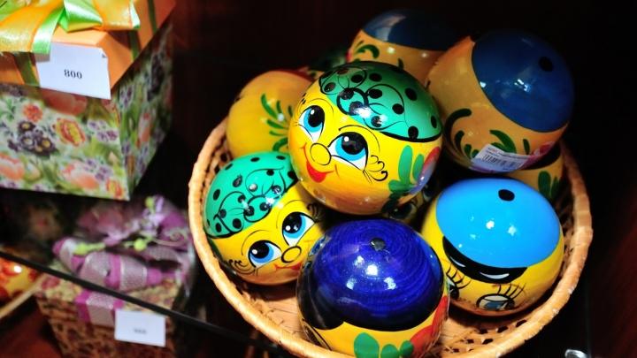 У кого яйца краше: E1.RU ждёт фото оригинально украшенных символов Пасхи