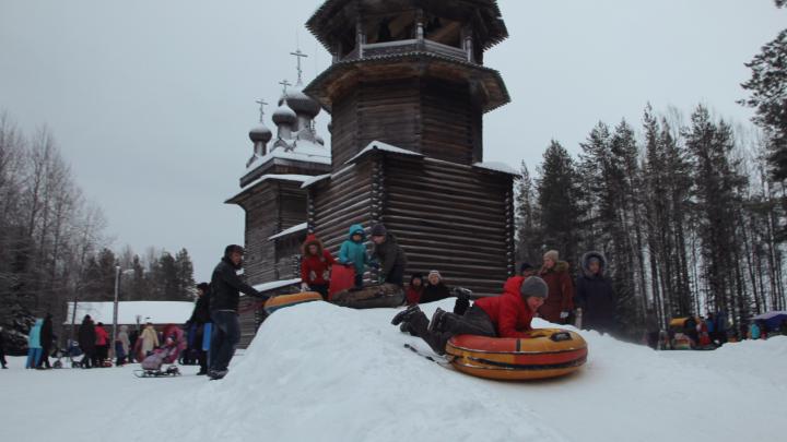 Афиша 29.RU. Рождественские концерты, бал и хоккей: как провести первые дни 2020 года в Архангельске