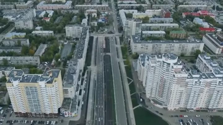 В Екатеринбурге начнут проектировать продолжение улицы Татищева от Красноуральской
