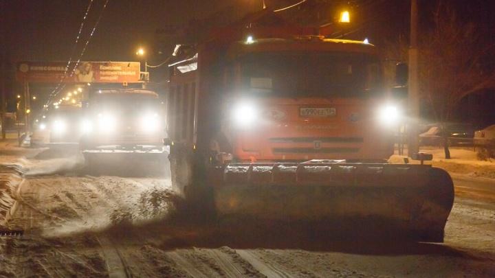 Трассы Волгоградской области в ближайшие дни покроются льдом и туманом