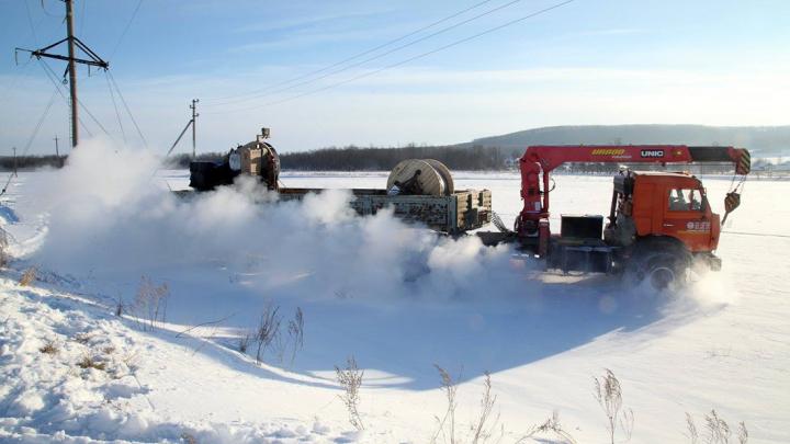 В Красноярском крае «Ростелеком» построил более 1400 км оптических линий связи