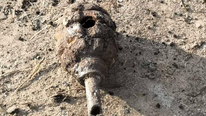В Тюмени из-за найденной на подстанции гранаты эвакуировали людей