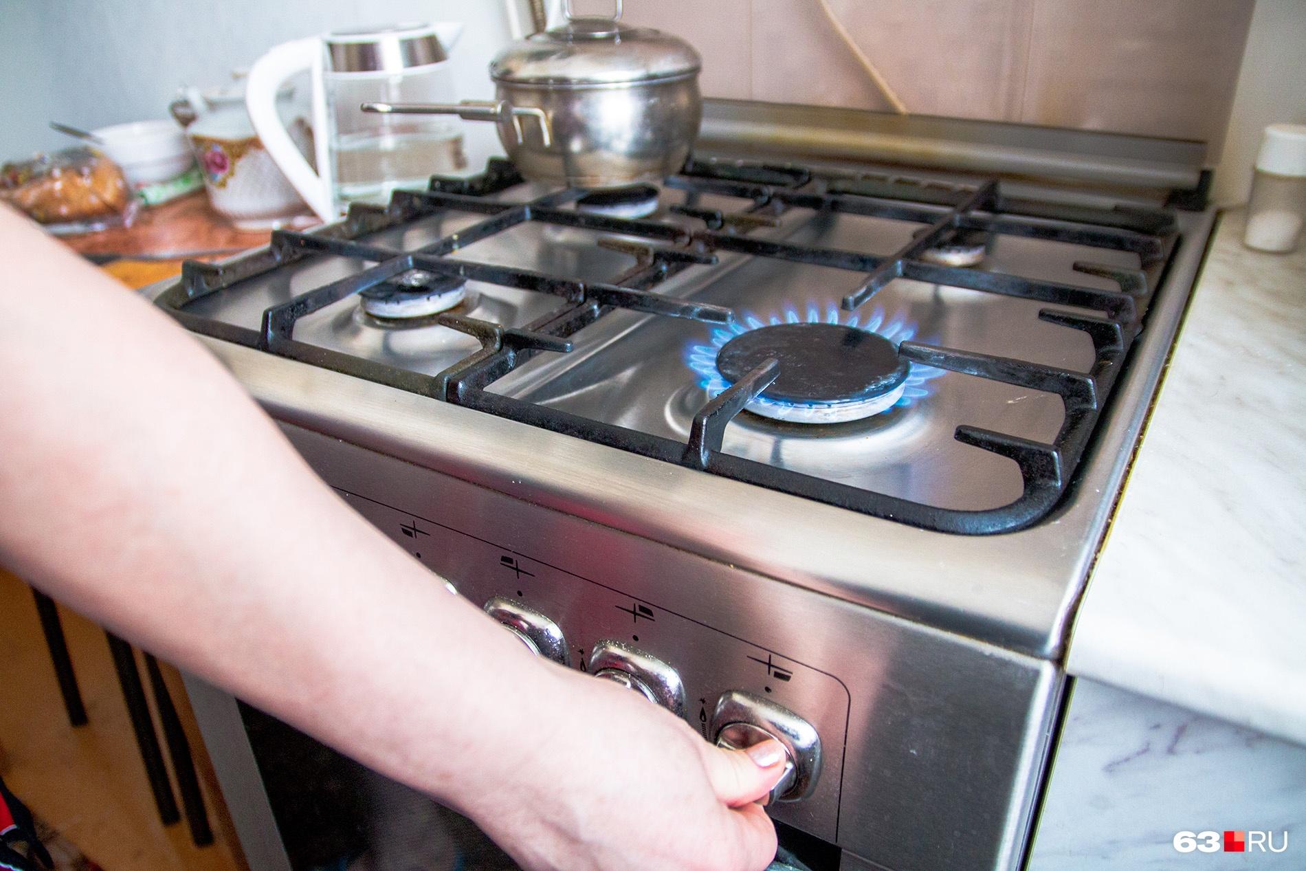 За тем, как работают плиты и колонки, будут следить сотрудники «Самарагаза»