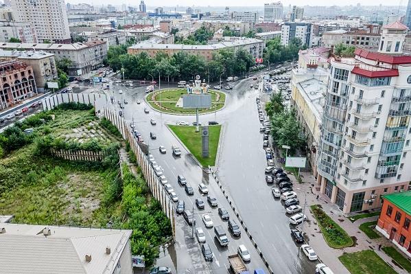 Власти рассказали об изменении схемы движения транспорта в День города