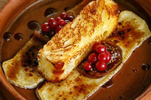 Меню «Жан Хуан Лу» представляет разные континенты с многообразием их кулинарных традиций
