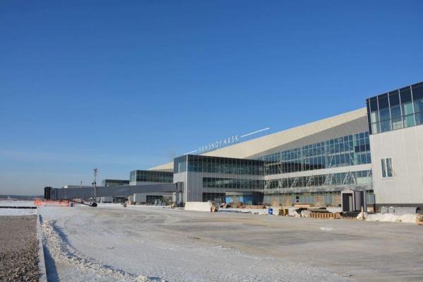 Внешне новый терминал выглядит готовым