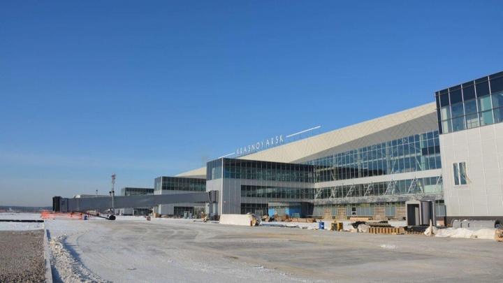 Названа дата открытия нового терминала аэропорта Емельяново
