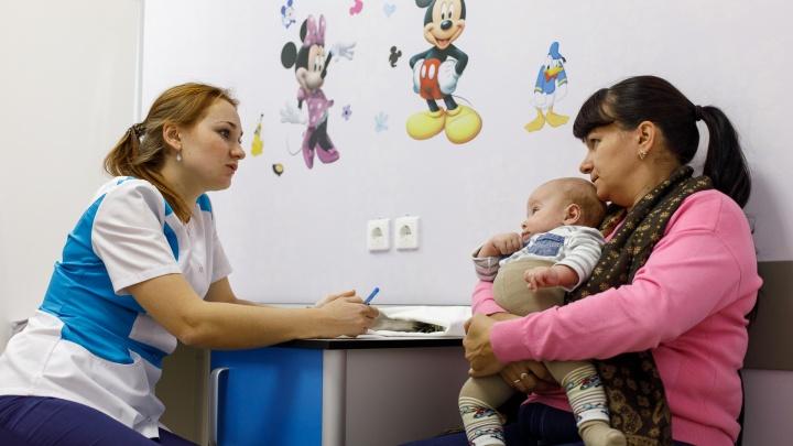 В Волгограде выявлен первый случай гриппа