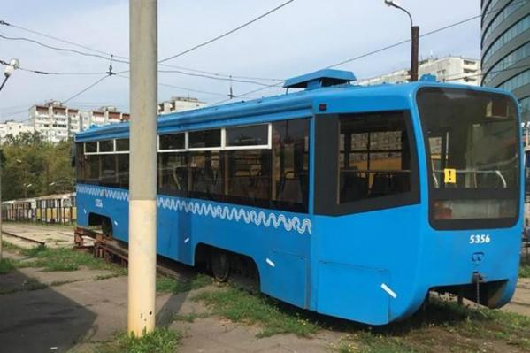 Этот вагон уже выезжает из Москвы в Ярославль