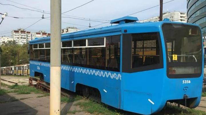 В Ярославль везут московские трамваи: когда ждать