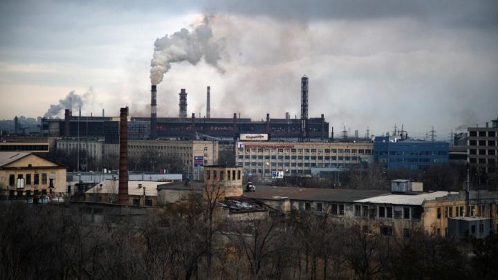 В Волгограде металлургический комбинат «Красный Октябрь» возобновил производство