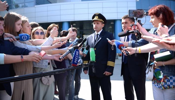 «Дамир вашему дому»: про самолет «Уральских авиалиний», севший в кукурузном поле, сняли фильм