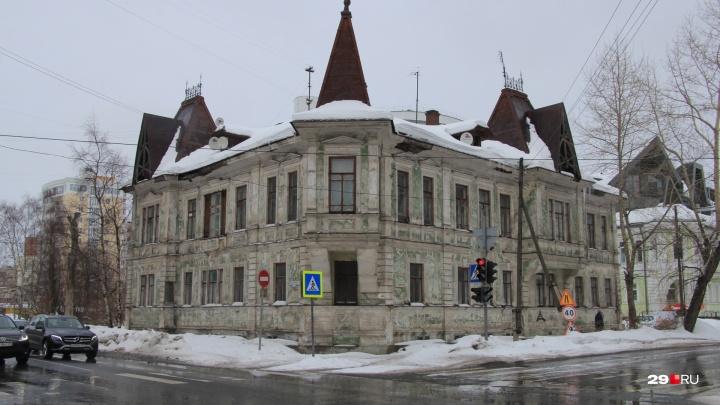 «Потеря станет градостроительной ошибкой»: почему Архангельск должен сохранить особняк Калинина?