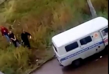 За общежитиями в «Зеленой Роще» нашли труп голого мужчины