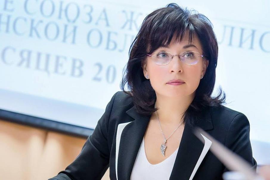 Ольга Давиденко возглавила Союз журналистов Челябинской области в 2015 году
