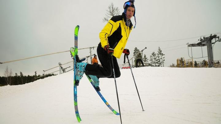 Снежьте-снежьте! Когда откроются горнолыжки на Урале