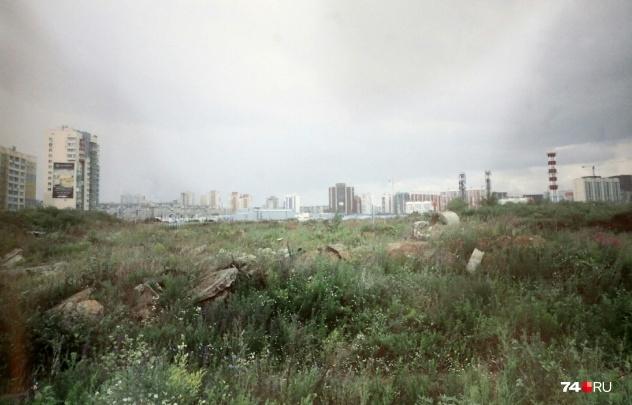 Семья Юревича отсудила землю под ТРК на Северо-Западе Челябинска
