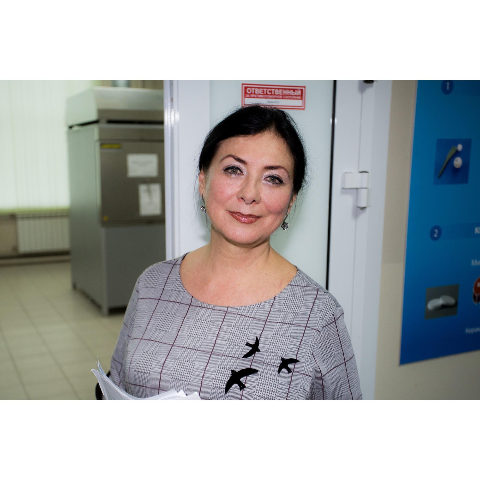 Мировая знаменитость Елена Заремба когда-то училась в новосибирской 10-й школе