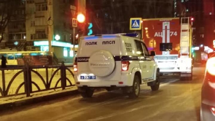 «Сотрудники полиции в касках стояли»: рассказываем, почему на Белинского съехались спецслужбы