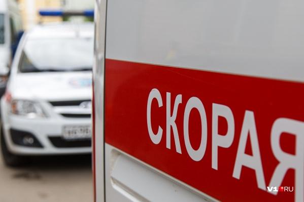 Водитель «Лады-Приоры» скончался до приезда скорой
