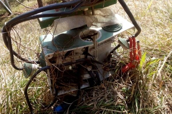 Разрушенные электрокоробки были опасны для жизни