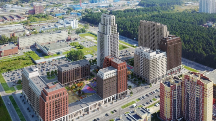 Американская квартира за русские деньги: на жильё в Краснолесье понизили процент по ипотеке