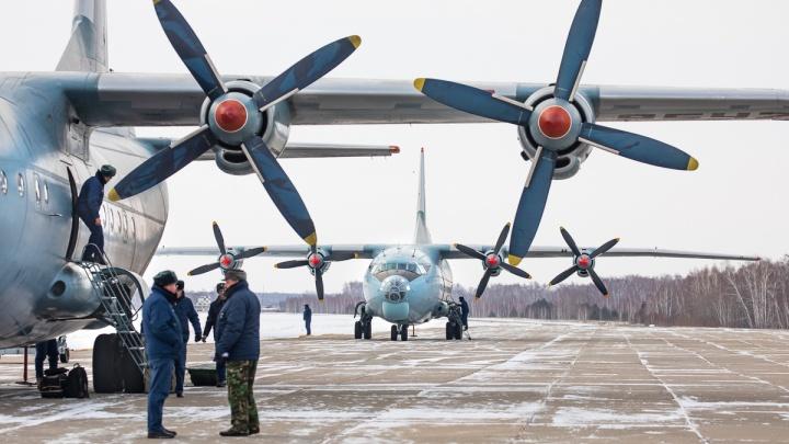 Челябинские военные отправились встречать с орбиты космонавтов, среди которых — рекордсменка Кук