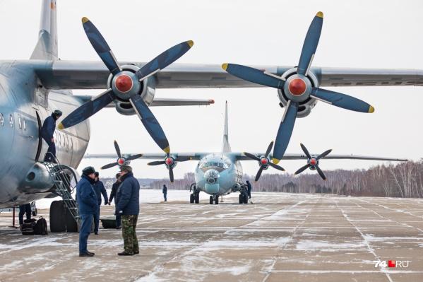 Поисково-спасательные машины-амфибии называют «Синяя птица»