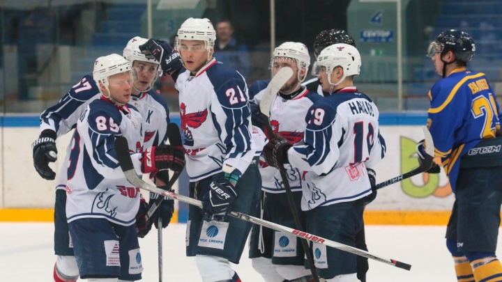 Красноярские хоккеисты впервые в истории сыграют в Китае