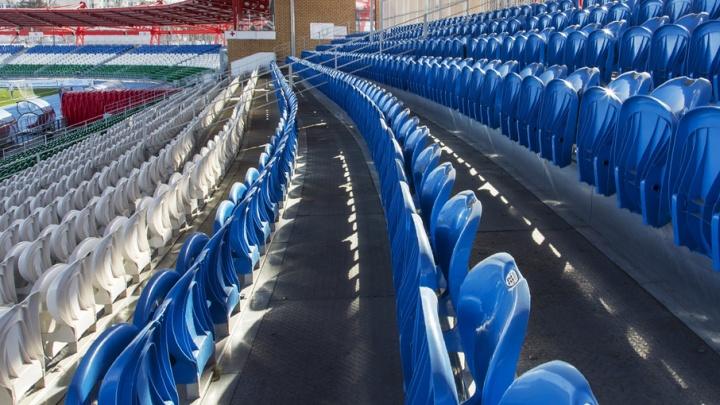 Руководство ФК «Уфа» надеется, что очередная победа привлечёт на трибуны болельщиков