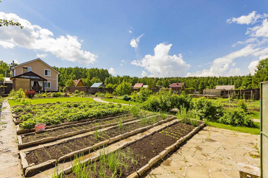 Рай для садовода
