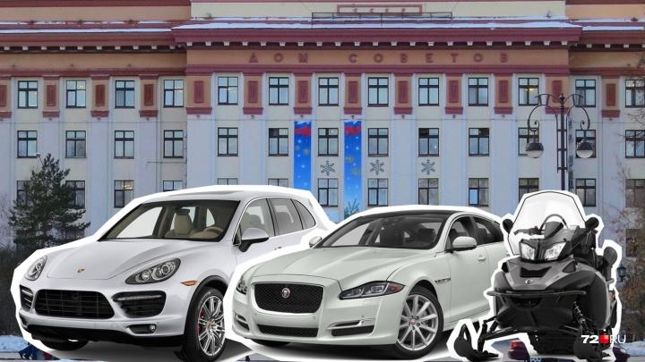 ВИП-гараж: на каких машинах ездят депутаты Тюменской облдумы (среди них — богач из списка Forbes)