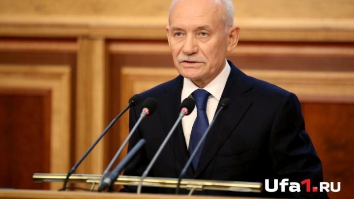 Глава Башкирии рассказал, когда уйдет на пенсию