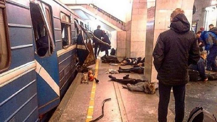 Следственный комитет опубликовал список погибших в питерском метро во время теракта