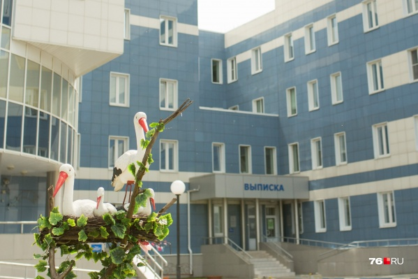 Трагедия произошла в перинатальном центре 8 марта